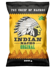 Nacho maisikrõpsud 200 g
