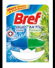 Bref Duo-Aktiv Pine WC-värskendaja 50 ml