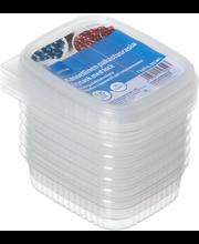 Külmutuskarbid 0,35 l 7 tk
