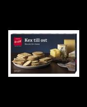Küpsised juustuvaliku kõrvale, 300 g