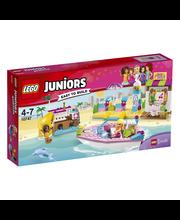 Lego Juniors Andrea Ja Stephanie Rannapuhkus 10747