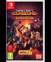 NSW mäng Minecraft: Dungeons