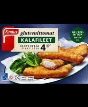 Findus külmutatud kalafilee, 340 g