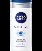 Dushigeel sensitive men 250ml