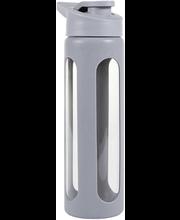 Veepudel 550 ml, hall klaas