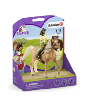 42517 Schleich  Horse Club Sarah and Mystery