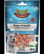 Kana-riisitükid koertele 80 g