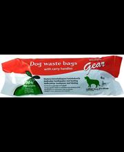 Väljaheitekotid koertele 40 tk. L suurus