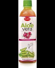 Aloe Vera jook granaatõuna maitsega 500 ml