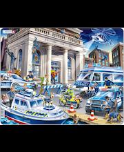 Raampuzzle Politsei