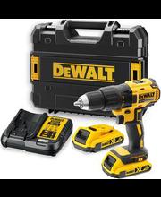 DeWalt DCD777D2T-QW akutrell, 18V, 2x2Ah, XR