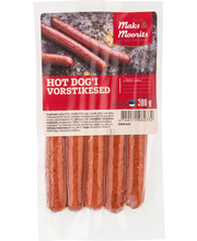 HOT-DOGI VORSTIKESED 300 G