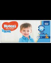 Huggies teipmähkmed Ultra Comfort 5 Mega Pack, poisile, 12-22...
