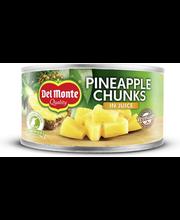 Del Monte ananassitükid, 230/140 g