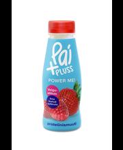Pai+ proteiinismuuti maasika-vaarikajook valgulisandiga, 280 ml
