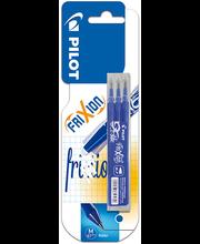 Tindipliiatsi südamik 0,7, FriXion Poin 3 tk sinine
