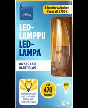 LED-küünal E14 4W 2700K 470LM
