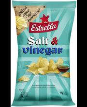 Estrella soola- ja veiniäädikamaitselised kartulikrõpsud 275 g