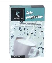 Sojajoogipulber 200 g,  gluteeni- ja laktoosivaba