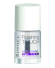Küünelakk top coat ultra shine
