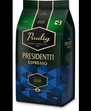 Kohvioad Presidentti Espresso 1 kg