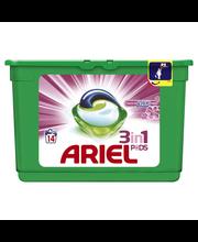 Ariel Touch of Lenor Fresh 3in1 pesugeelikapslid 14 tk