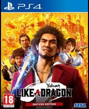 PS4 mäng Yakuza: Like A Dragon - Day Ichi Steelbook Edition