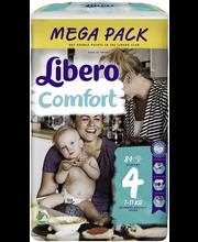 Libero teipmähkmed Comfort 4 Mega Pack, 7-11 kg, 84 tk