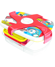 Toidukarp Maped Picnik Kids Concept 3 lahtriga 1.78l Comics