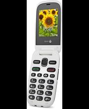 Mobiiltelefon Doro PhoneEasy 6031, punane