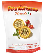 Prontoforno pitsamaitselised röstsaiakesed 160 g