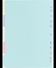 Vahelehed A4/5 värviline