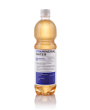 VITAMINERAL MENTAL VESI 750 ML POHLA&ROHELISE TEE MAITS.