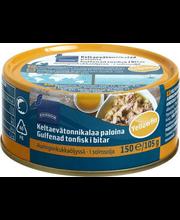 Rainbow tuunikala õlis, 150/105 g