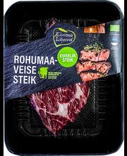 Mahe lihaveise esiselja steik kg