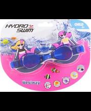 Laste ujumisprillid Hydro-Swim 3+, erinevad värvid