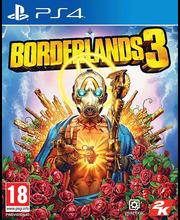 PS4 mäng Borderlands 3