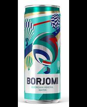 Borjomi karboniseeritud looduslik mineraalvesi, 330 ml