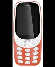 Mob.telefon Nokia 3310 dual sim 2G, punane