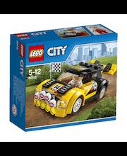 Lego City Ralliauto 60113