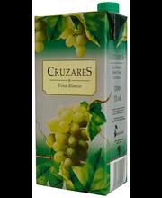Cruzares Vino Blanco vein 1L