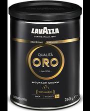 Qualita Oro Mountain Grown  jahvatatud kohv purgis, 250 g