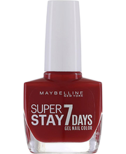 Küünelakk Superstay 7 Days 06 Deep Red