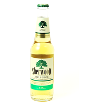 SHERWOOD APPLE CIDER 4,5% 330 ML SIIDER