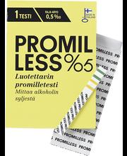 Alkoholi kiirtest 0,5‰ , ühekordne