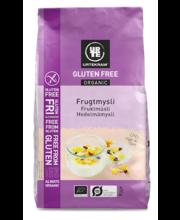 Urtekram gluteenivaba puuviljamüsli, mahetoode, 400 g