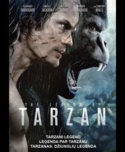 Dvd Tarzani legend