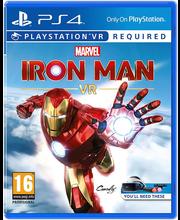 PS4 VR mäng Iron Man