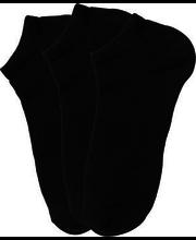 Meeste sokid 3-paari BM9021, must 46-48