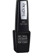 Geellaki pealislakk Gel Nail Lacquer 6 ml 210 Top Coat